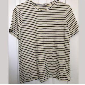 ZARA stripes top M